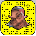 Snapcode for JoeWilsonTV: joewilsontv | Really Social Blog