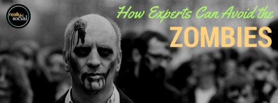 How Experts Can Avoid the Zombies
