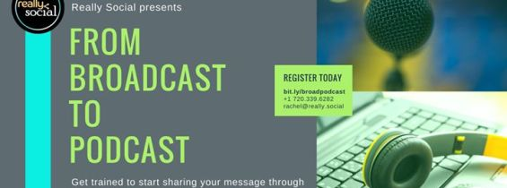 From Broadcast to Podcast (Class)