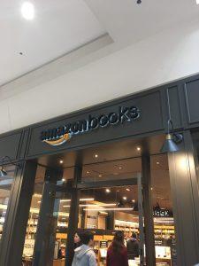 Amazon Books Washington Square Mall