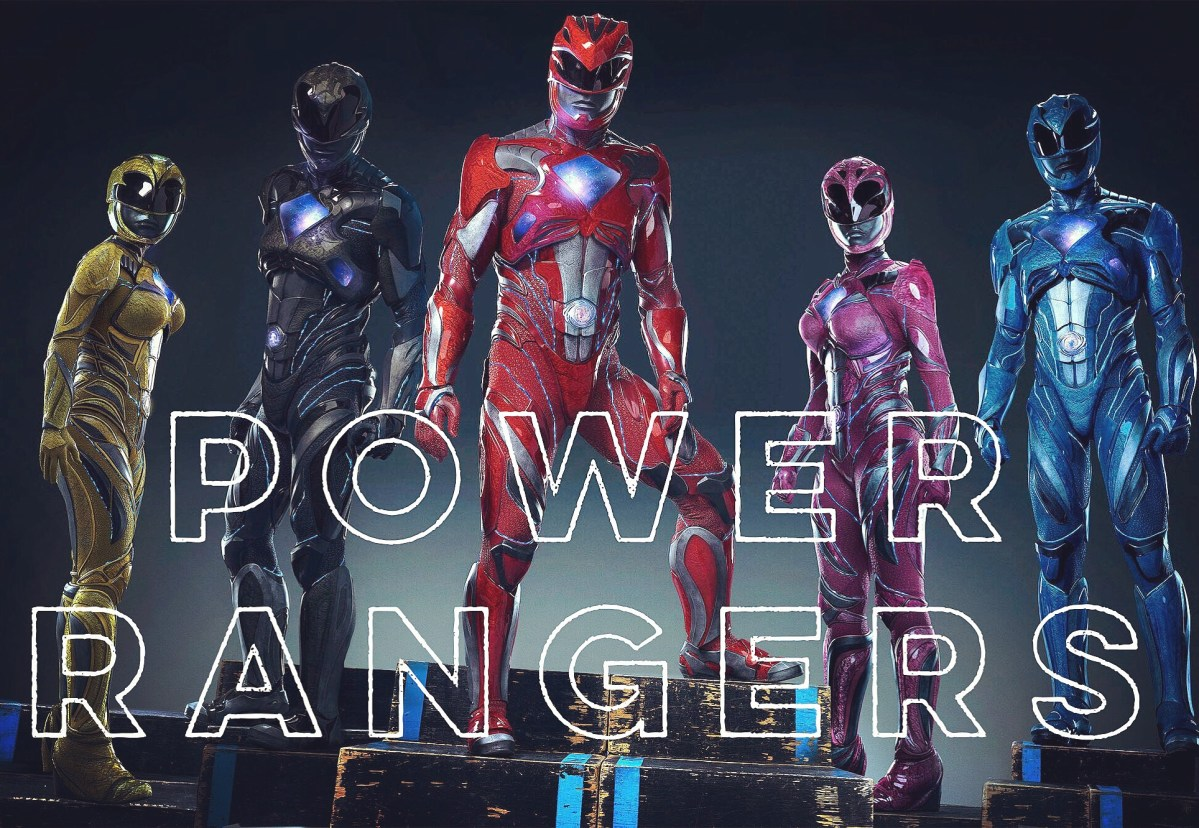 The Power Rangers Movie
