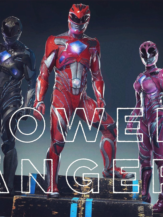 The Power Rangers Movie