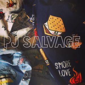 PJ Salvage Pajamas Sleepwear Really Into This