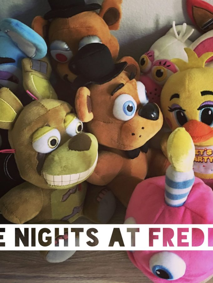 Five Nights at Freddy's: Parents Just Don't Understand