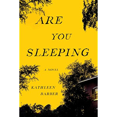 Are You Sleeping by Kathleen Barber Book Review