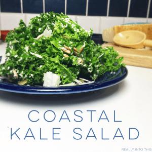 New Seasons Coastal Kale Salad Recipe Really Into This