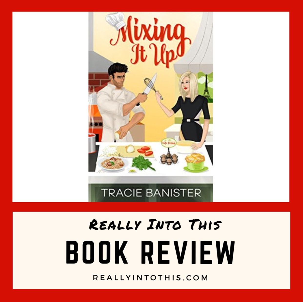 Mixing It Up by Tracie Banister Book Review Really Into This Instagram