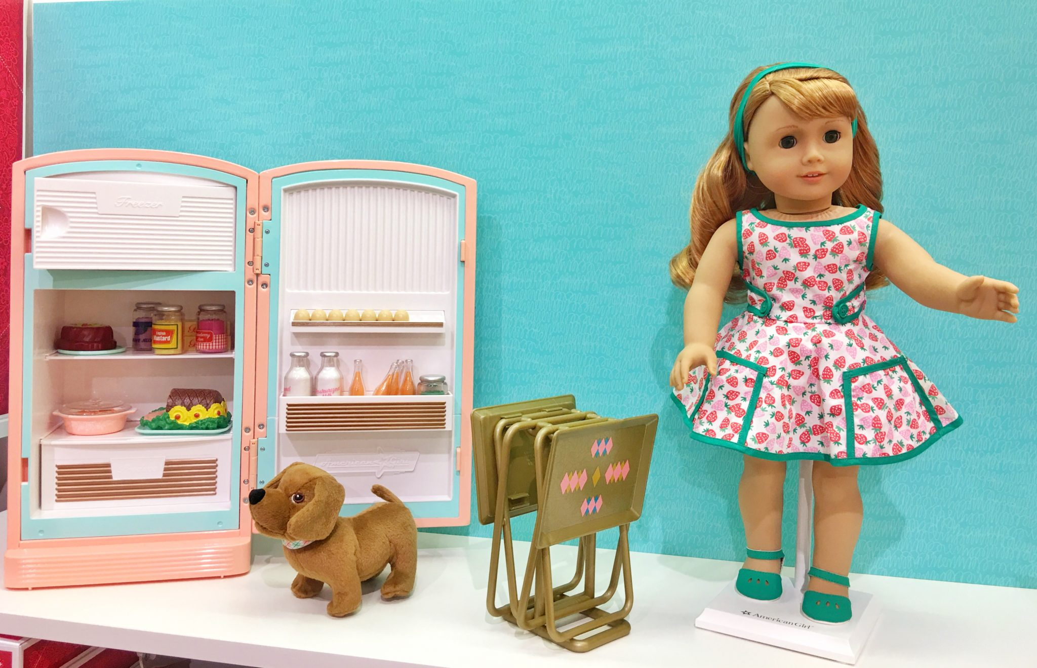 Mary Ellen Kitchen American Girl at Washington Square Mall