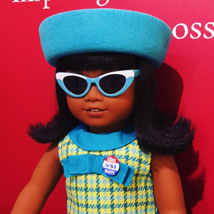Melody American Girl at Washington Square Mall