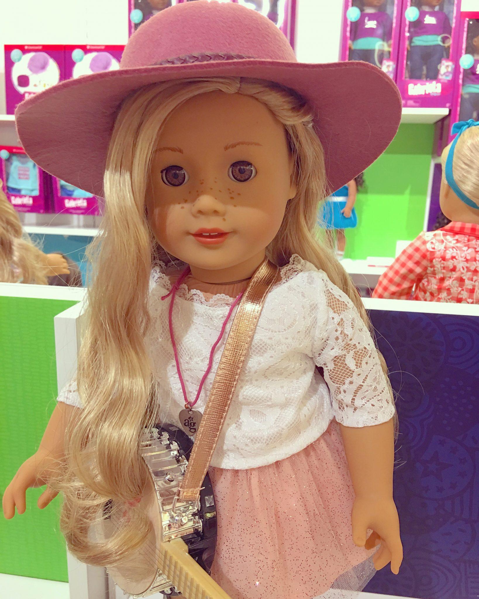 Tenney Grant American Girl Washington Square Mall