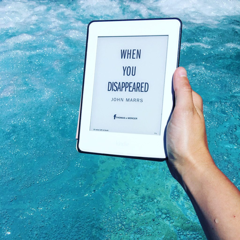 When You Disappeared by John Marrs Book Review Really Into This