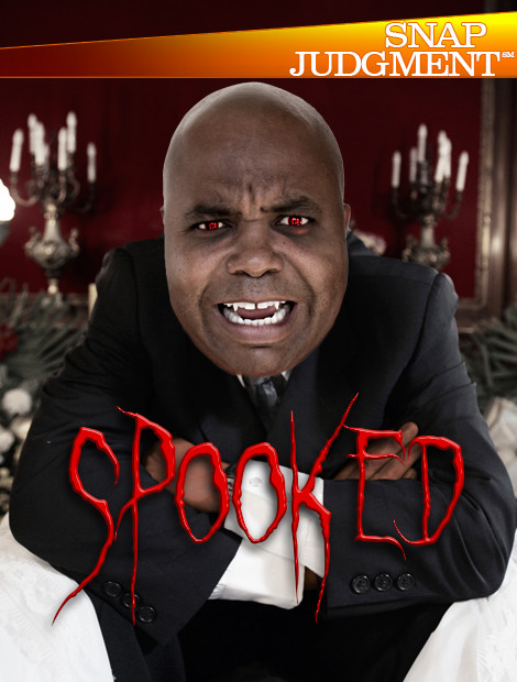Spooked Podcast Snap Judgment WNYC Studios Glynn Washington Really Into This Blog