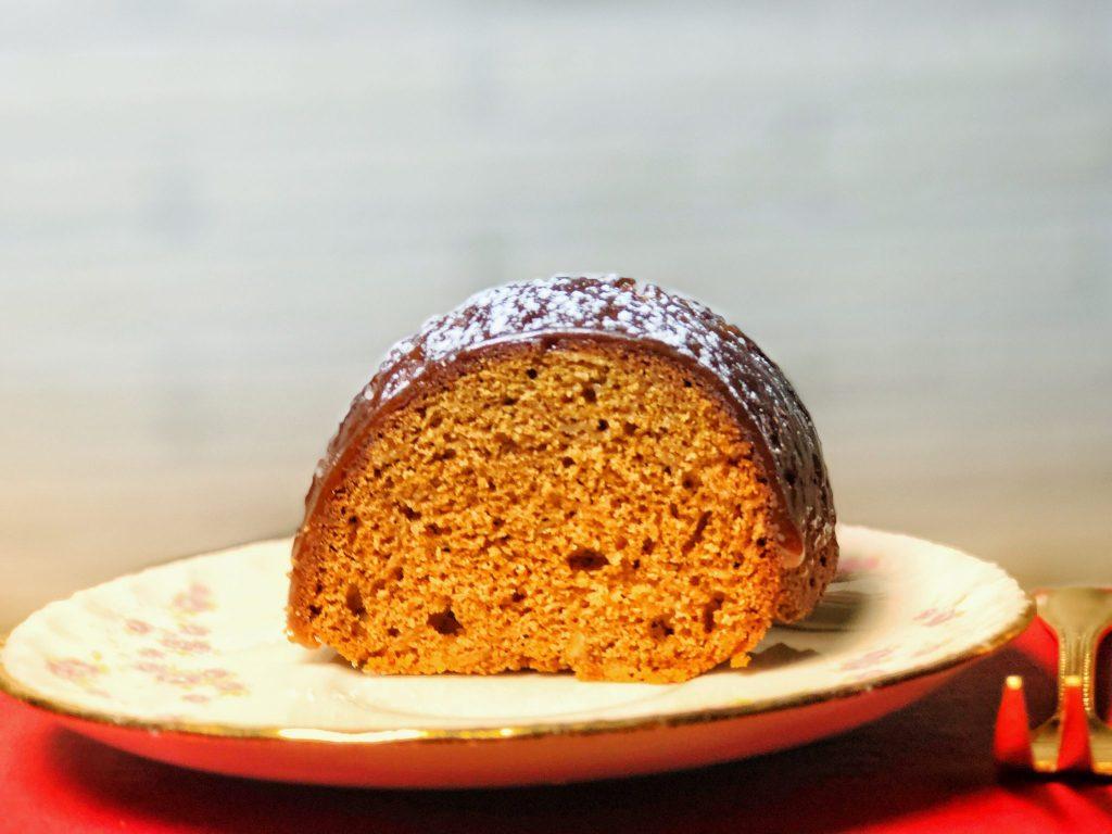 Cider Gingerbread Bundt Cake Really Into This Blog King Arthur Flour