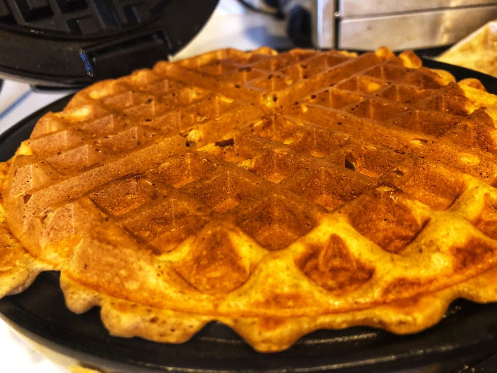 Gingerbread Waffle Recipe King Arthur Flour Really Into This Blog