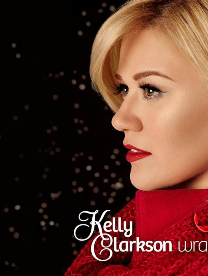 Kelly Clarkson Wrapped in Red Album Review