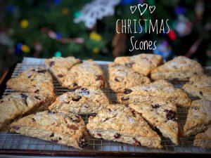 King Arthur Flour's Christmas Scones Recipe Pinterest Final Really Into This Blog