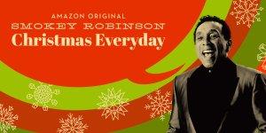 Smokey Robinson Christmas Everyday Album Review Really Into This Blog Amazon