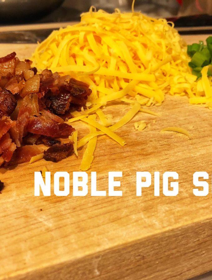 Noble Pig Soup Recipes