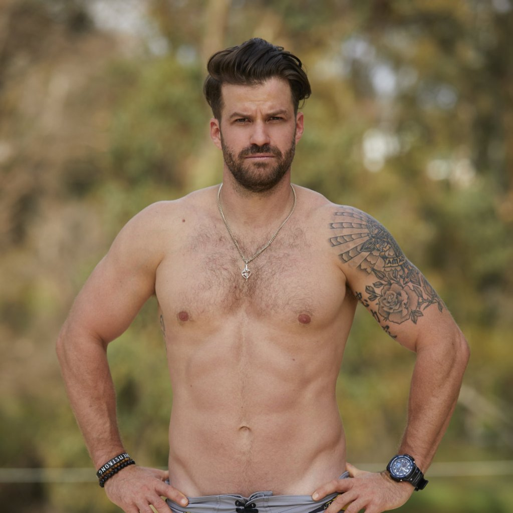 Johnny Bananas MTV The Challenge Vendettas Really Into This Blog
