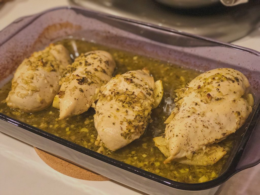 Lemon Chicken Breasts Recipe Really Into This Blog