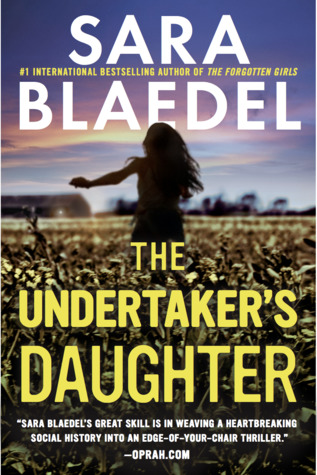 The Undertaker's Daughter by Sara Blaedel Book Review