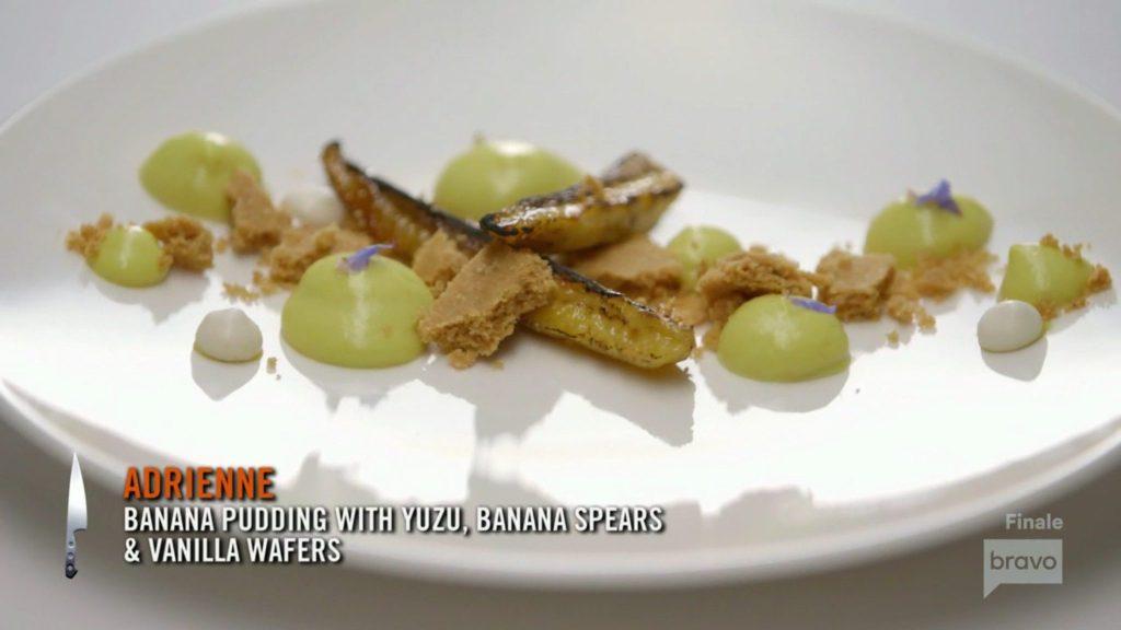 Adrienne Cheatham Dessert Season 15 Top Chef Finale