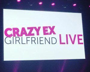 Crazy Ex-Girlfriend Live Tour Really Into This Blog Portland