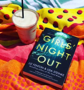 Sarah's Summer Poolside Reading List Really Into This Girl's Night Out Liz Fenton Lisa Steinke