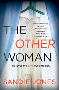 The Other Woman by Sandie Jones Book Review Goodreads