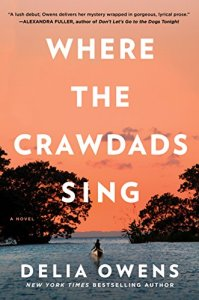 Where the Crawdads Sing by Delia Owens Book Review Amazon