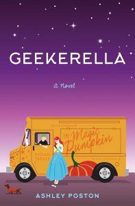 Book Review: Geekerella by Ashley Poston Amazon