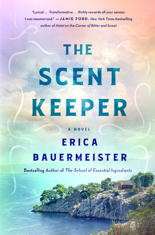 Book Review: The Scent Keeper by Erica Bauermeister