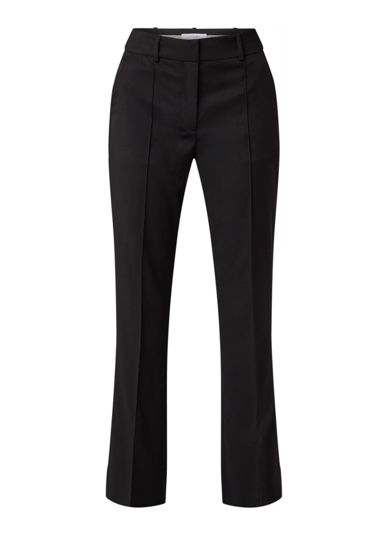 ivy-oak-high-waist-flared-fit-pantalon-met-siernaad-1