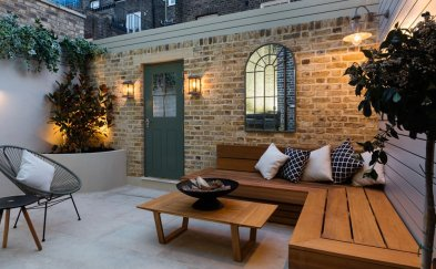 Really Nice Gardens: Chelsea Courtyard