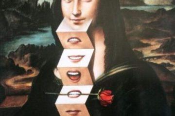 Smile, Mona Lisa