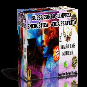 SUPER ORIGINAL DO YOUTUBE – LIMPEZA ENERGÉTICA + VIDA PERFEITA