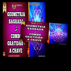 ♫ COMBO GEOMETRIA SAGRADA – Chave para o sucesso completo, GRATIDÃO, abertura para a transformação – (ÁUDIO + AUTOVISUALIZAÇÃO)