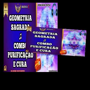 ♫ COMBO GEOMETRIA SAGRADA – Purificação completa, libertação e cura de arrependimento ou mágoas (ÁUDIO + AUTOVISUALIZAÇÃO)