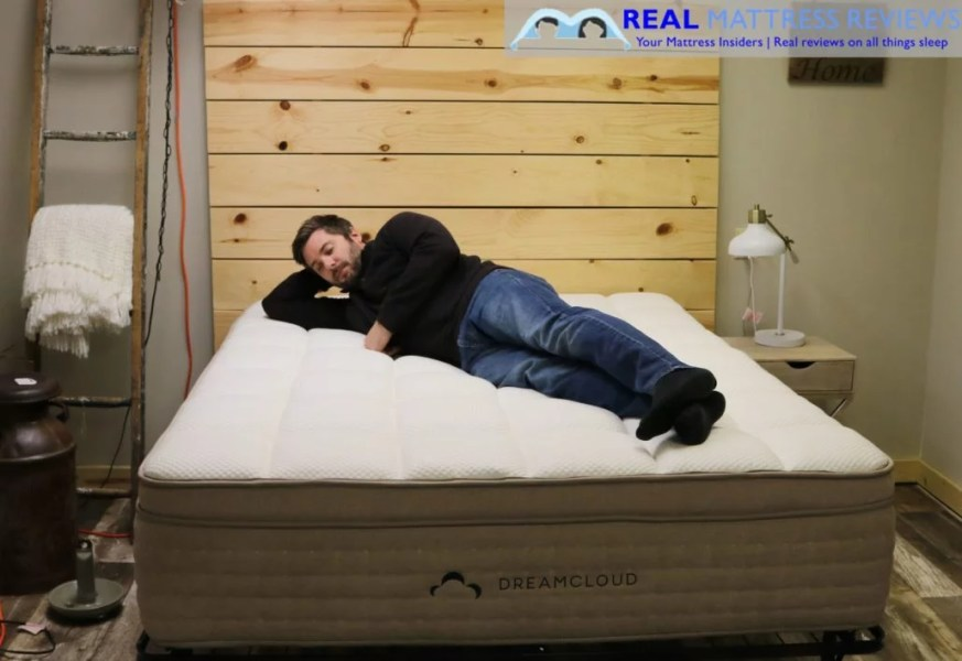 DreamCloud Mattress Review l Unbiased Plus Grab A Discount Coupon dreamcloud