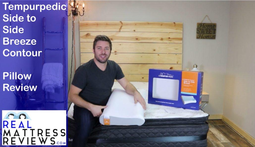 side breeze contour pillow review