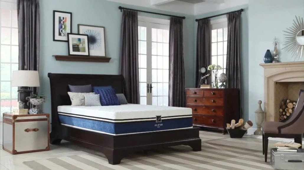 The Plushbeds 12 Cool Bliss Luxury Memory Foam Mattress Review Real Mattress Reviews Worth It