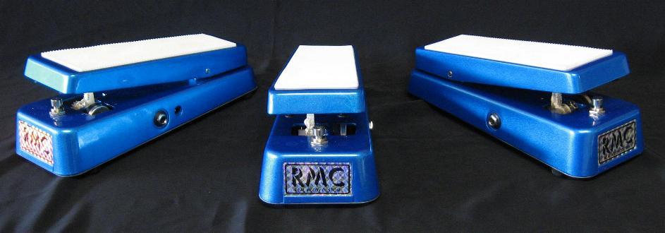 Teese Real Mccoy Rmc Wah Wah Pedals