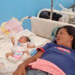 New Mother at Bogo City Hospital