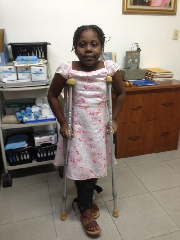 Haiti surgery