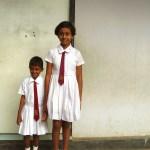 RMF patient Madumekala and friend