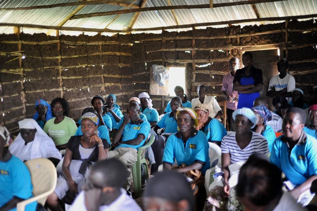 community health workers briefing