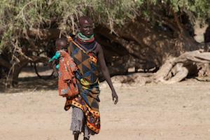 Rural Kenya