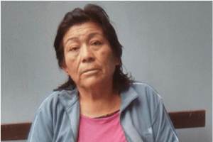 53-year-old Ana Añanca
