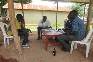 interview in uganda