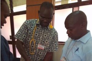 nairobi, newborn resuscitation training